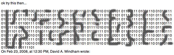 binary data portability