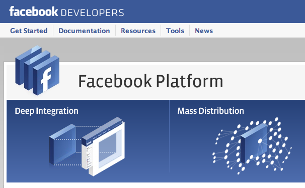 face book developers