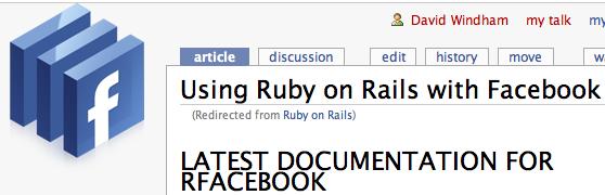 facebook ruby