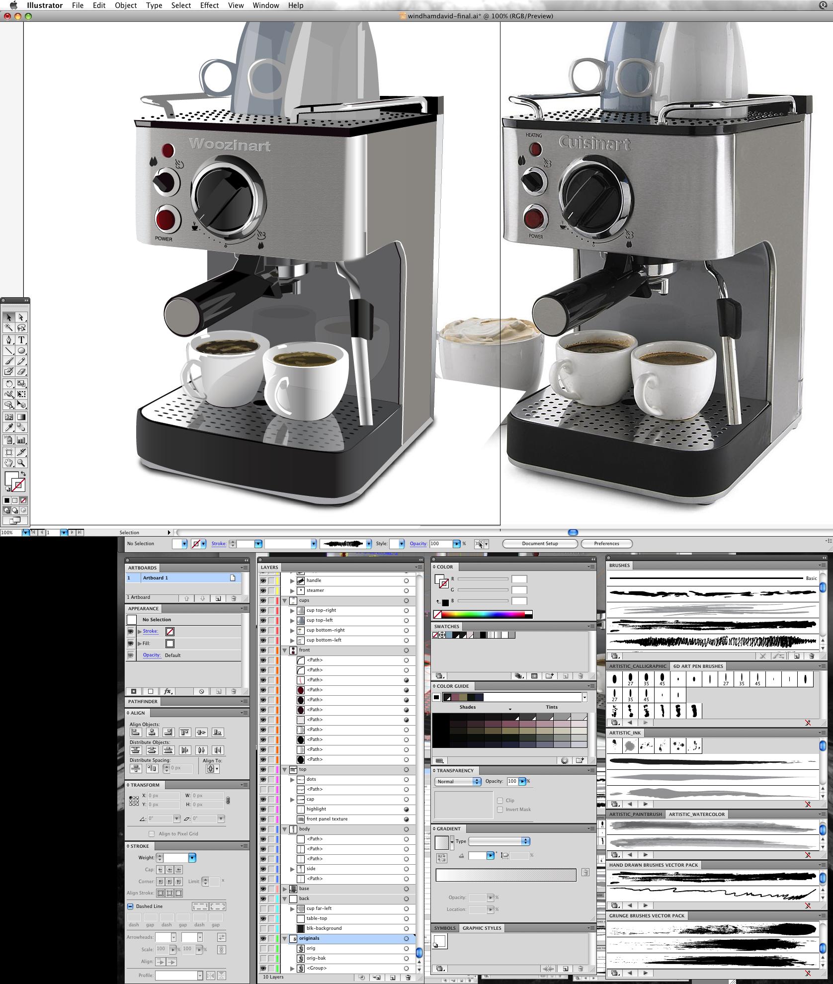 espresso-screen