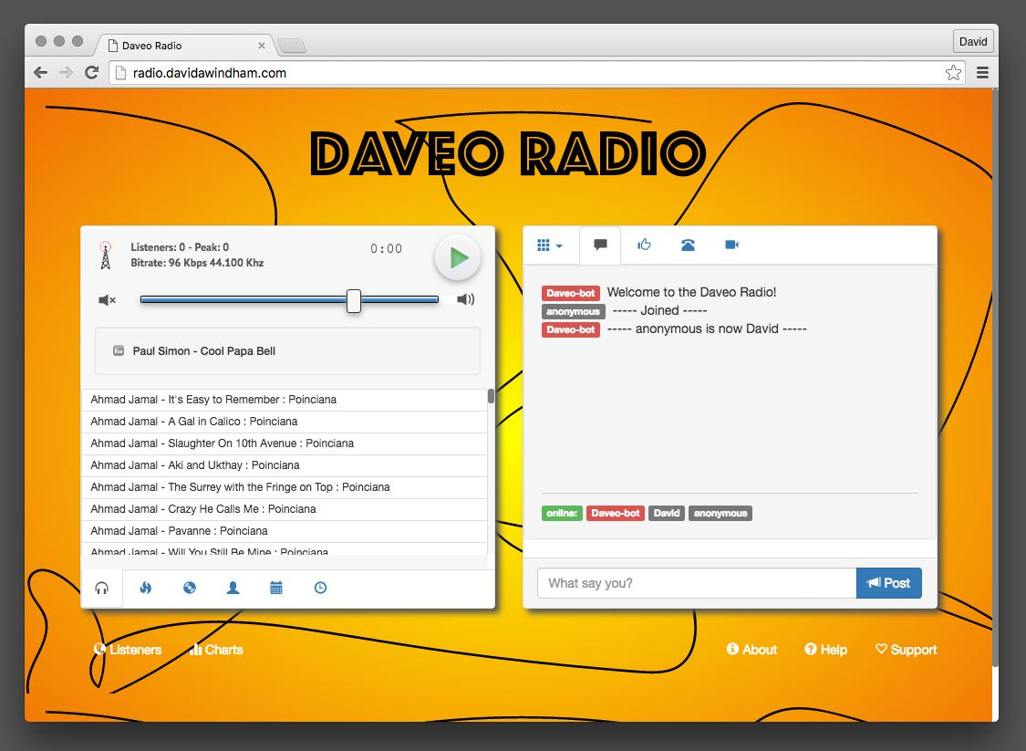 daveo-radio